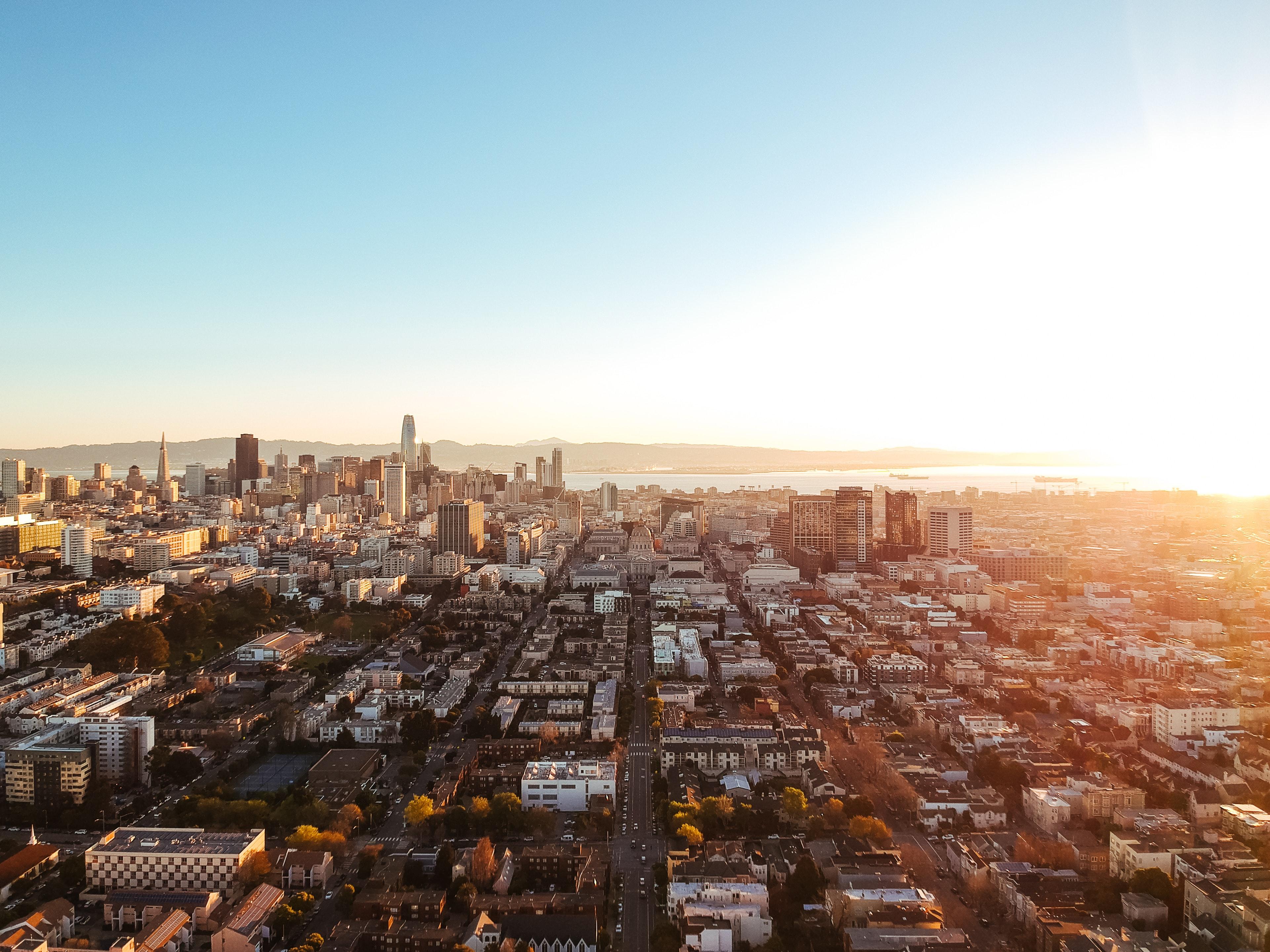 San Francisco Horizon
